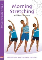 Fitness for the Over 50s Morning Stretching DVD
