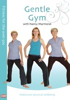 Fitness for the Over 50s Gentle Gym DVD