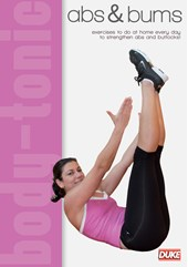 Body Tonic - Abs & Bums DVD