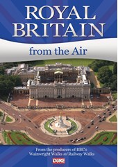 Royal Britain from the Air NTSC DVD