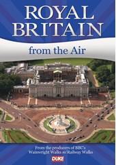 Royal Britain from the Air NTSC DVD