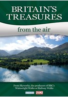Britains Treasures from the Air  NTSC DVD