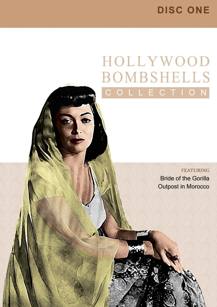 Hollywood Bombshells Disc 1 DVD