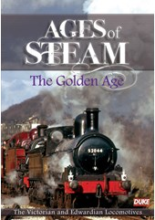 Ages of Steam The Golden Age DVD