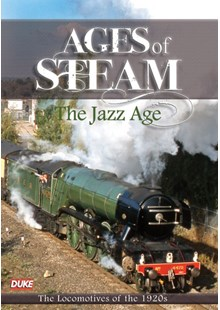 Ages of Steam The Jazz Age DVD