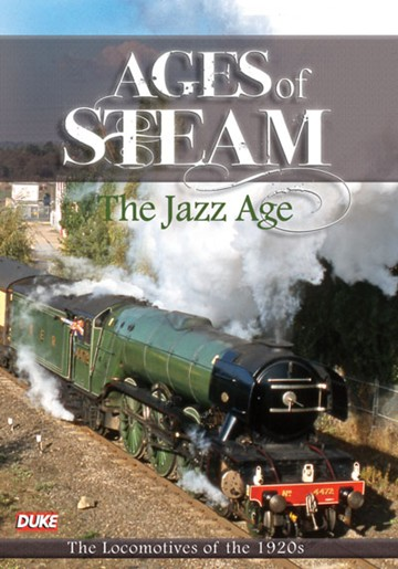 Ages of Steam The Jazz Age DVD - click to enlarge