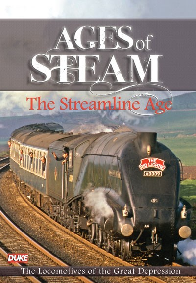 Ages of Steam The Streamline Age DVD
