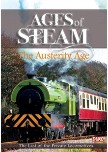 Ages of Steam The Austerity Age DVD