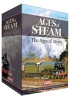 Ages of Steam ( 5 DVD) Box Set