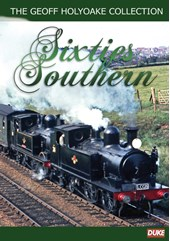 The Geoff Holyoake Collection - Sixties Southern DVD