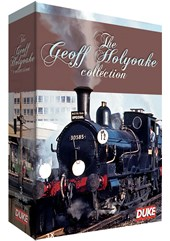 The Geoff Holyoake Collection (3 DVD) Boxset