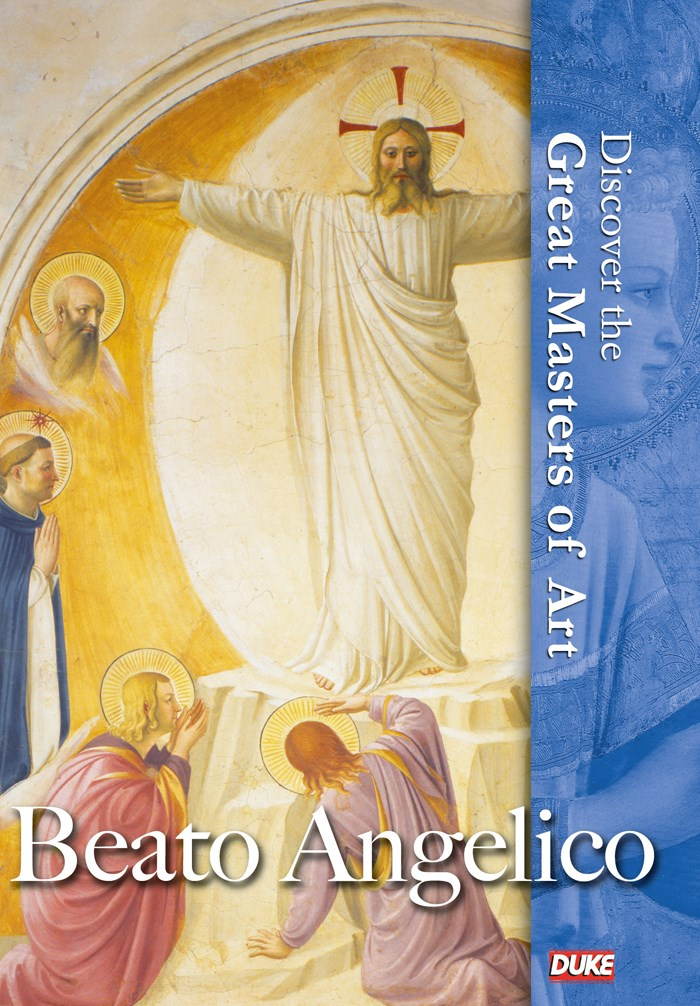Discover the Great Masters of Art Beato Angelico DVD