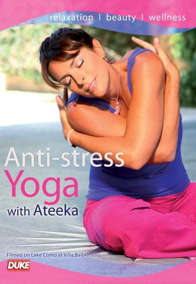 Anti-stress Yoga with Ateeka DVD