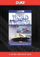 Inshore F1 1994 Review Duke Archive DVD