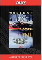 World Of Powerboats Duke Archive DVD