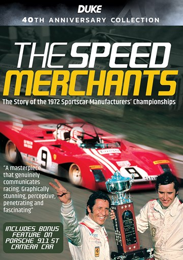 Speed Merchants DVD - click to enlarge