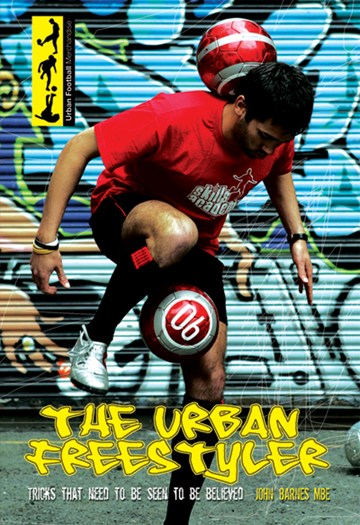 The Urban Freestyler DVD - click to enlarge