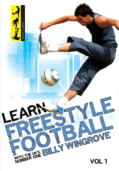 Cours Freestyle football Billy Wingrove 2006