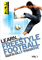 Learn Freestyle Football DVD