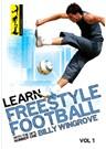 Learn Freestyle Football DVD