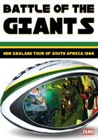 Battle of the Giants - 1986 NZ Tour of SA (DVD)