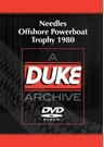 Needles Offshore Powerboat Trophy 1980 Duke Archive DVD