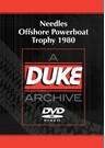 Needles Offshore Powerboat Trophy 1980 Duke Archive DVD