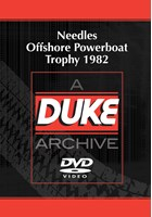 Needles Offshore Powerboat Trophy 1982 Duke Archive DVD
