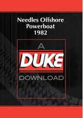 Needles Offshore Powerboat Trophy 1982 Download