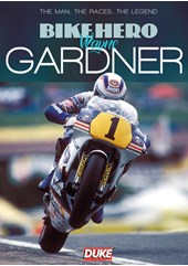 Bike Hero Wayne Gardner DVD