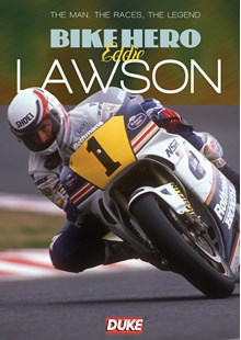 Bike Hero Eddie Lawson DVD