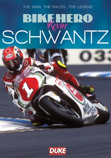 Bike Hero Kevin Schwantz DVD - click to enlarge
