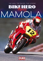 Bike Hero Randy Mamola DVD
