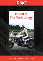 Honda The Technology Duke Archive DVD