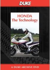 Honda The Technology Duke Archive DVD