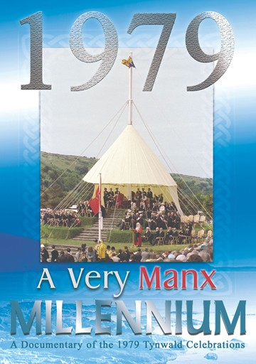 A Very Manx Millennium DVD - click to enlarge