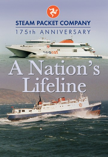 Steam Packet 175 Years DVD - click to enlarge