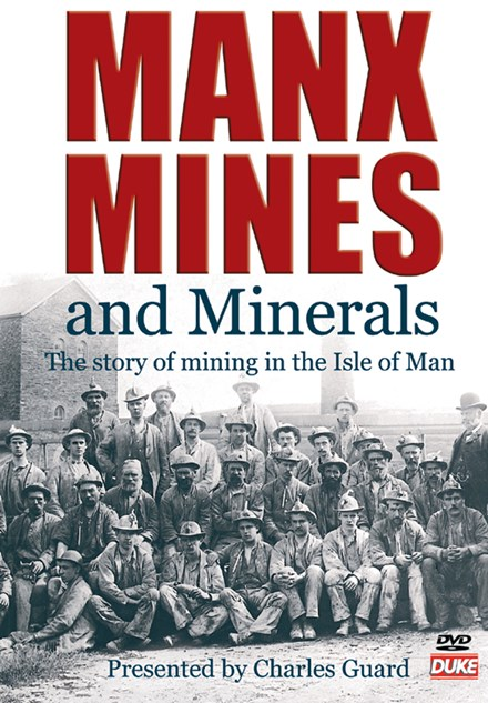 Manx Mines and Minerals DVD