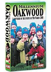 Millennium Oak Wood VHS