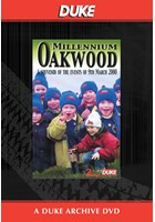 Millennium Oak Wood Duke Archive DVD