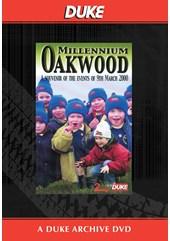 Millennium Oak Wood Duke Archive DVD