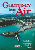 Guernsey From the Air DVD