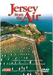 Jersey From the Air DVD