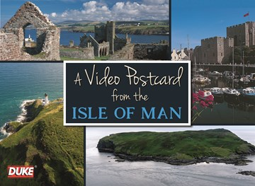 DVD Postcard from The Isle of Man - click to enlarge