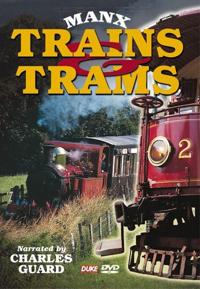 Manx Trains & Trams DVD