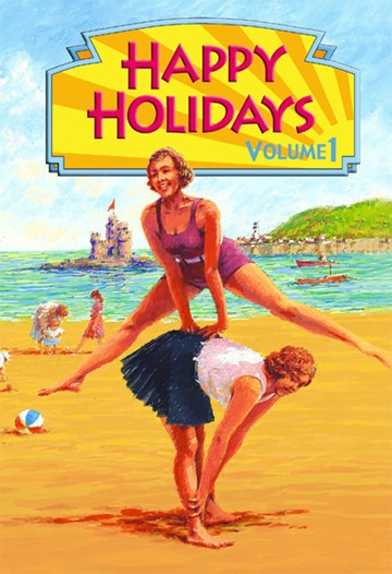 Happy Holidays Vol 1 DVD - click to enlarge