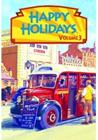 Happy Holidays Vol 3 DVD