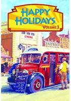 Happy Holidays Vol 3 DVD