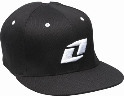 One Ind Icon Cap bk/wh