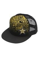 Rockstar Sundowner Cap Black One Size